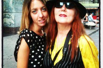 Olga Rink e Lady Fur Milano