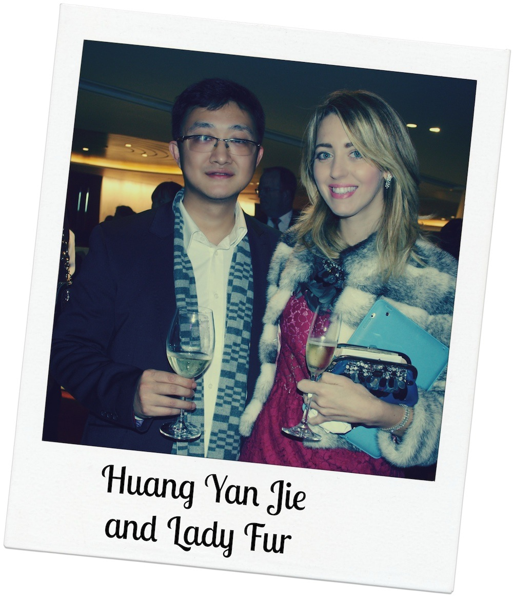lady Fur and Huang Yan Jie