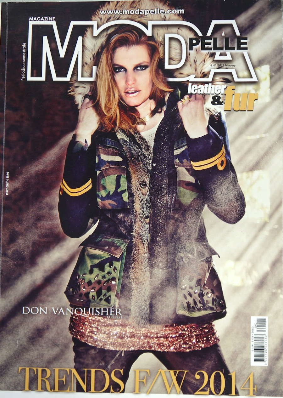 moda pelle magazine fur and leather magazine