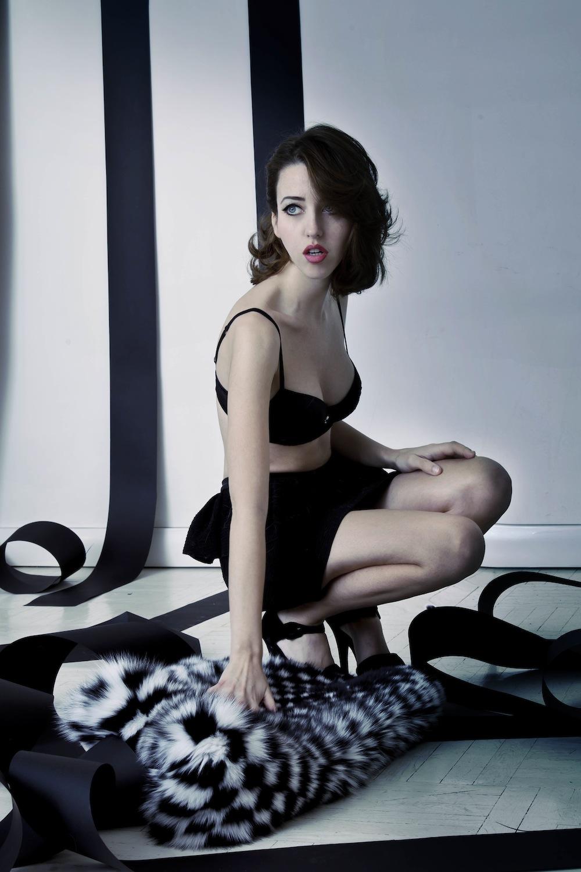 pelliccia_di_volpe_bianca_nera_lady_fur