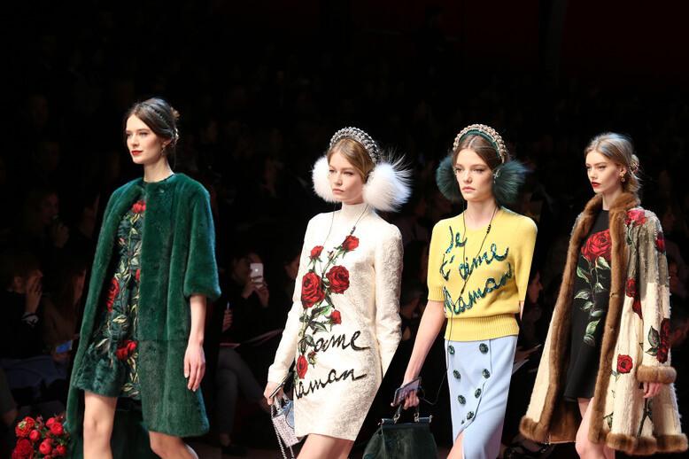 Dolce & Gabbana A - I 2015 16