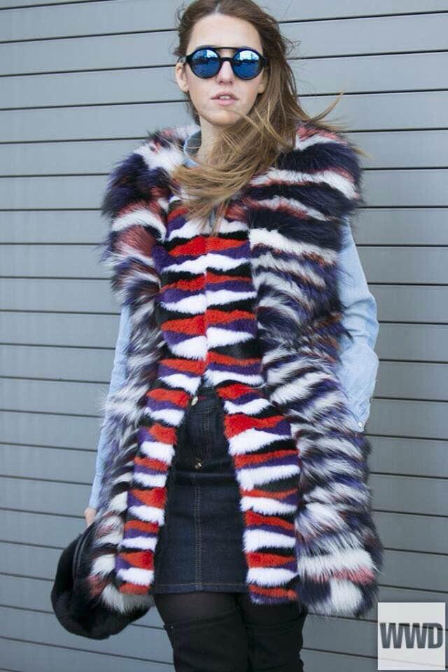 wwd Lady Fur vladimiro gioia