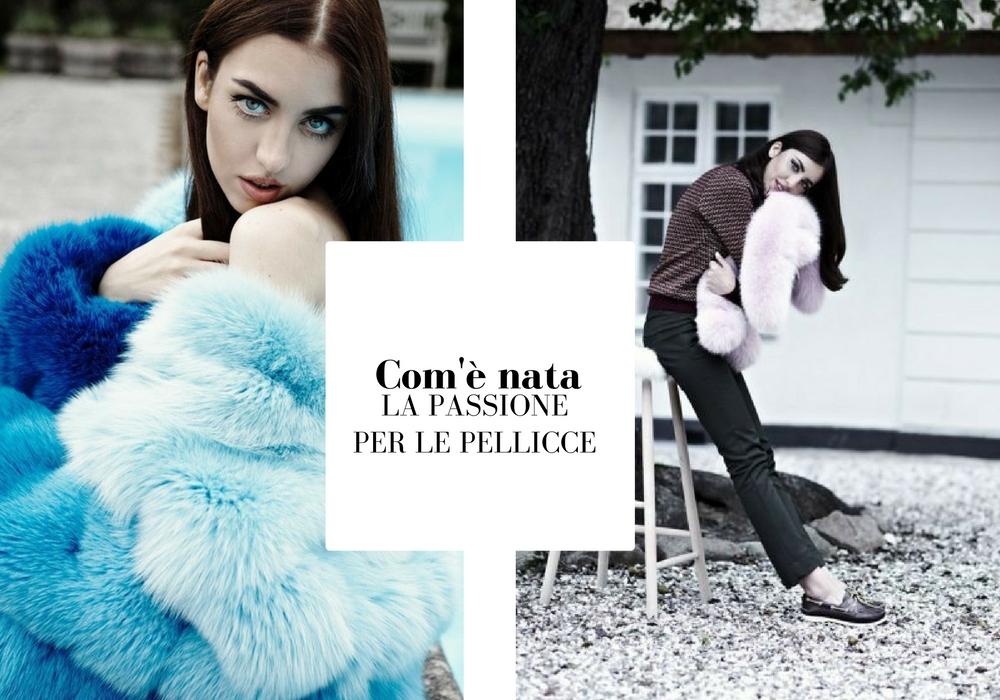 lady fur storia pellicce
