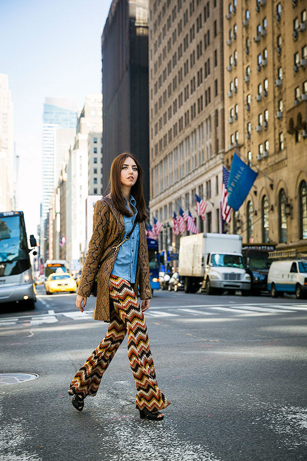 lady fur strada new york