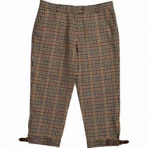pantaloni tweed caccia