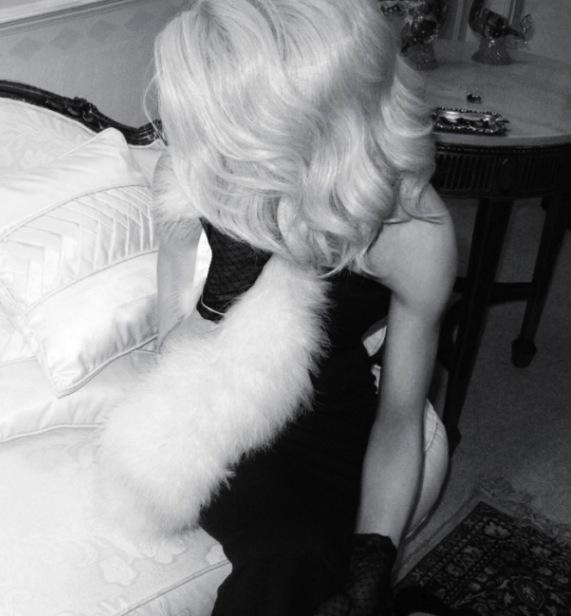 Madonna, March 2009, Steven Klein