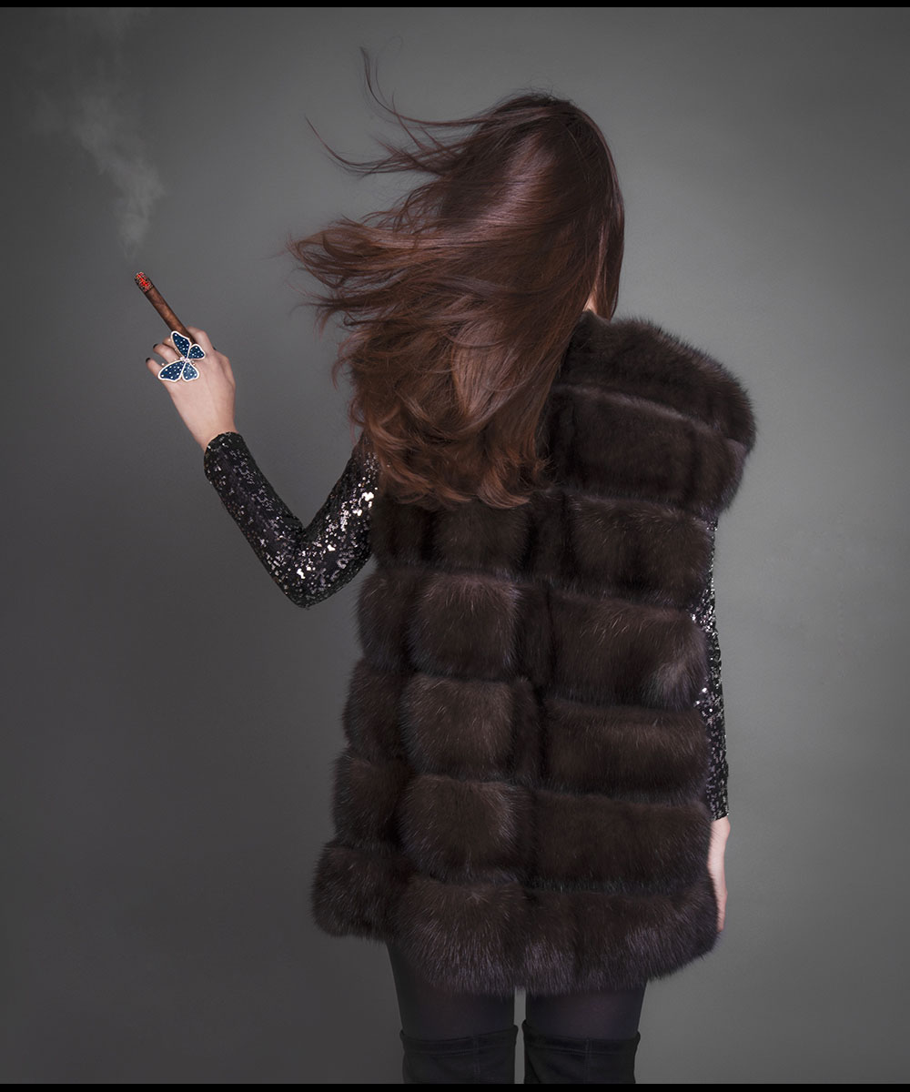 lady fur samantha de reviziis gioiello lusso
