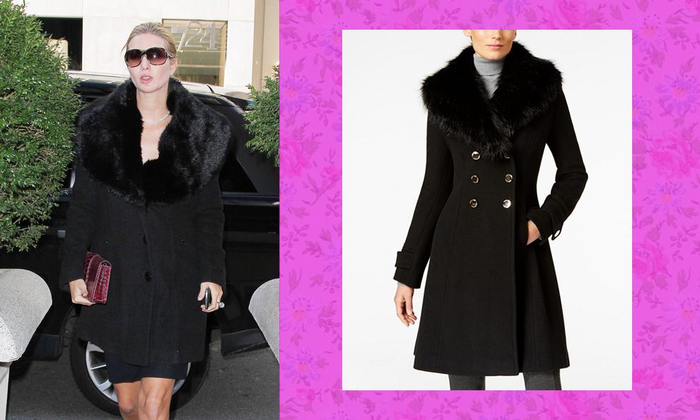 Ivanka Trump cappotto