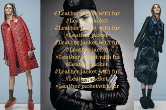 giacca di pelle donna 2016 moodboard
