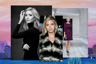 ivanka trump mood board