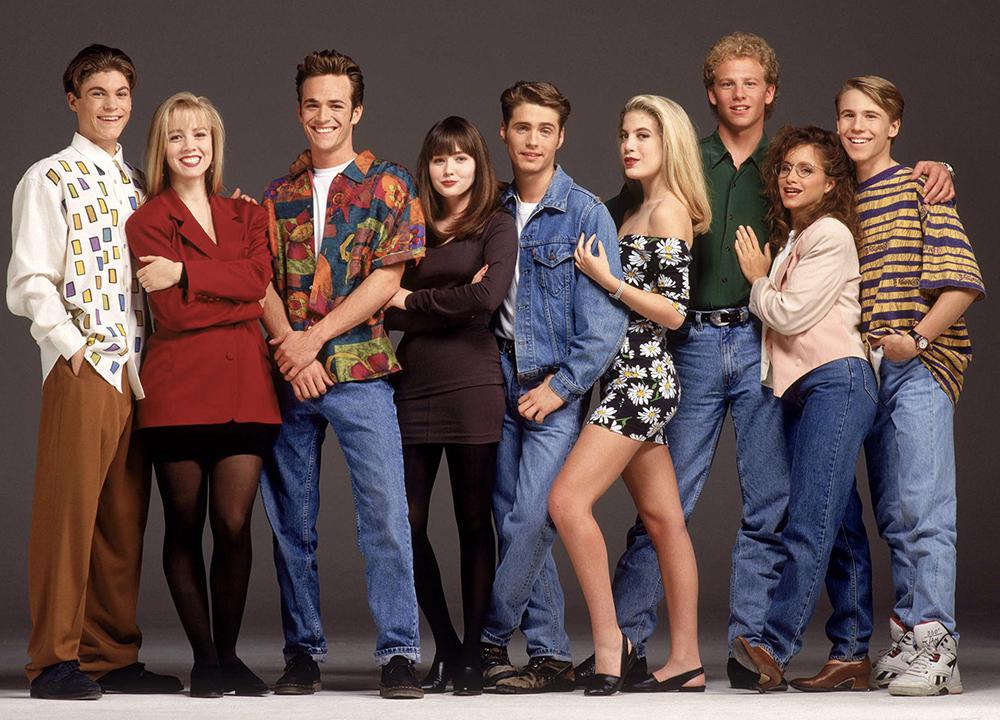 Beverly Hills e la moda anni 90