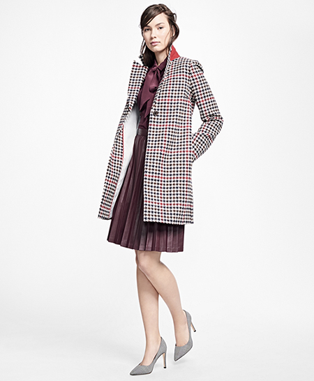 Cappotto Brooks Brothers