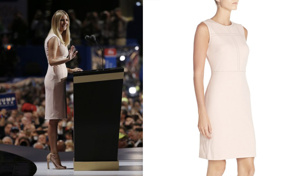 Abito Ivanka Trump Convention