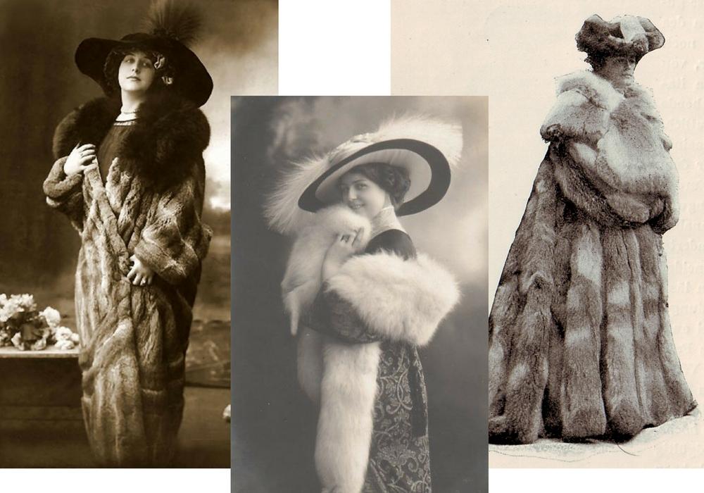 pellicce 1900