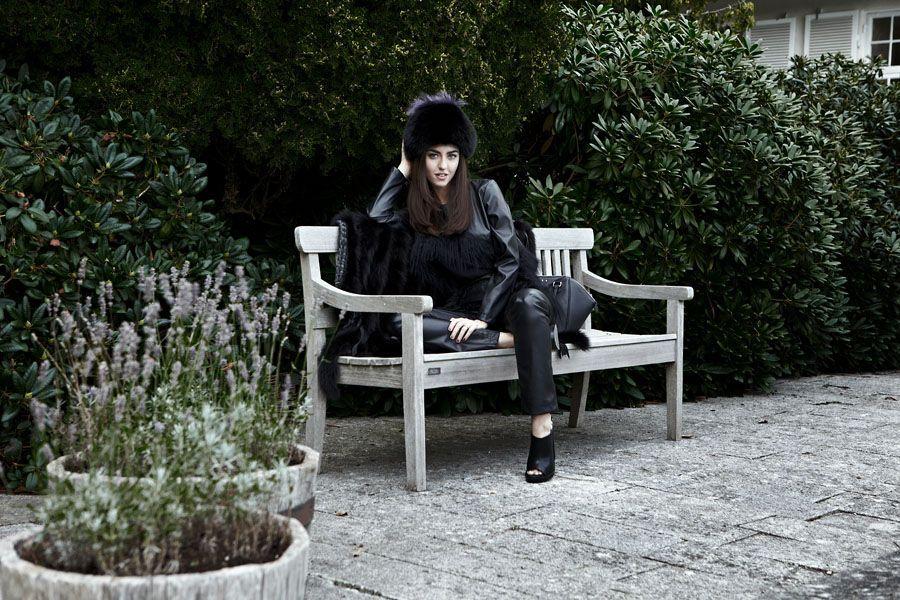 Lady Fur da Saga Furs cappello Carlo Ramello