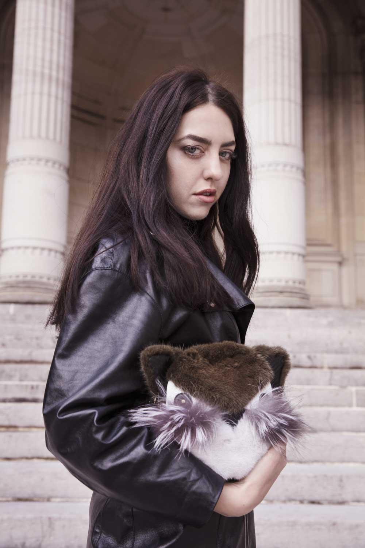borsa pelliccia economica