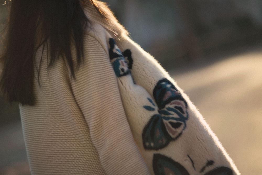 farfalle-Maglia-pelliccia