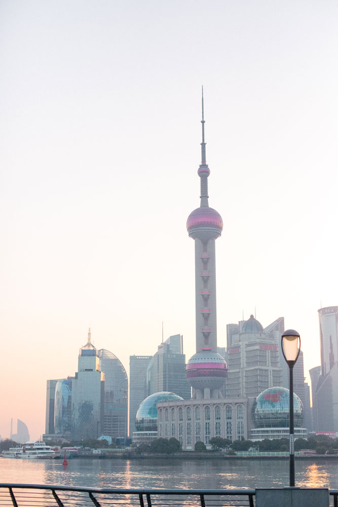 shanghai the bund