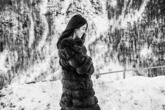 pelliccia di zibellino top barguzinsky