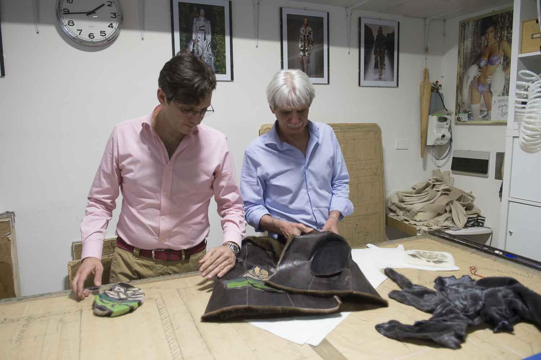 la storia della pellicceria moda