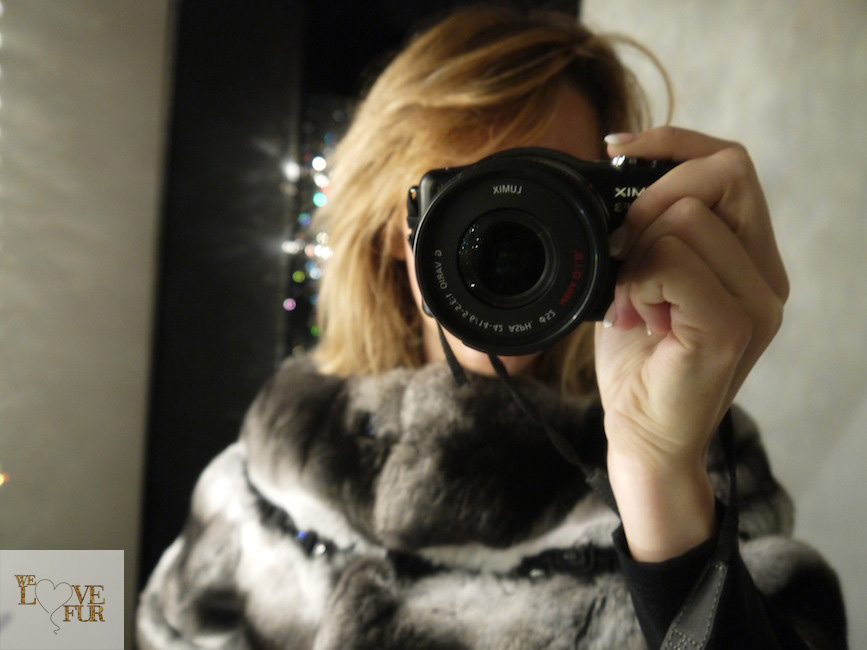 blogger pellicceria lady fur