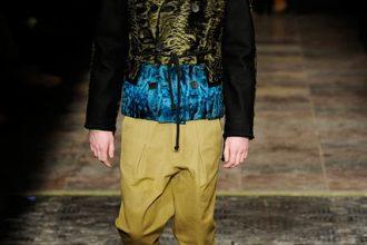 giacca astrakan per uomo