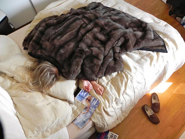 coperta zibellino