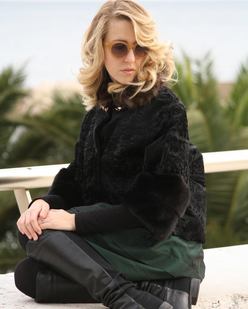 pelliccia persiano