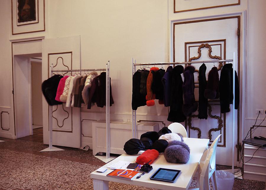 LimeLight Showroom La mia collezione è qui.