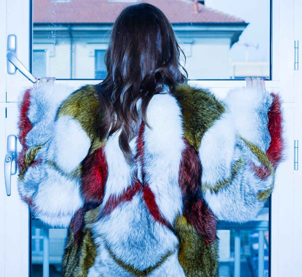 fox fur coat vladimiro gioia lady fur