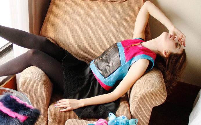 settimana della moda di pechino s/s 2015,4