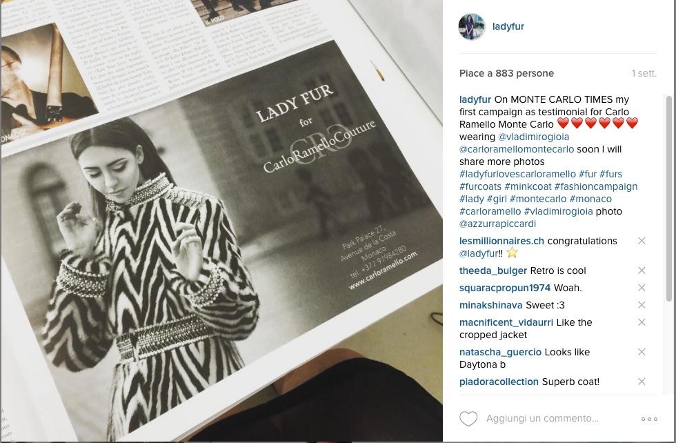 lady fur monte carlo news