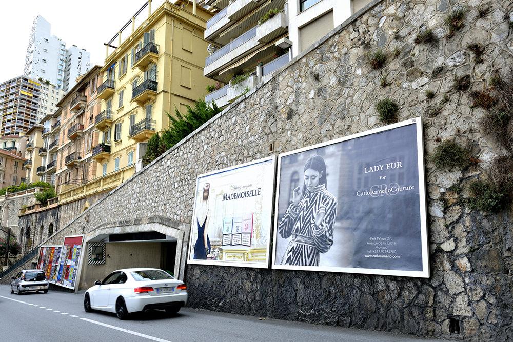 Carlo Ramello Lady Fur Campagna