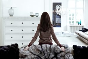 Saga Furs Design Center, primo giorno di Lady Fur