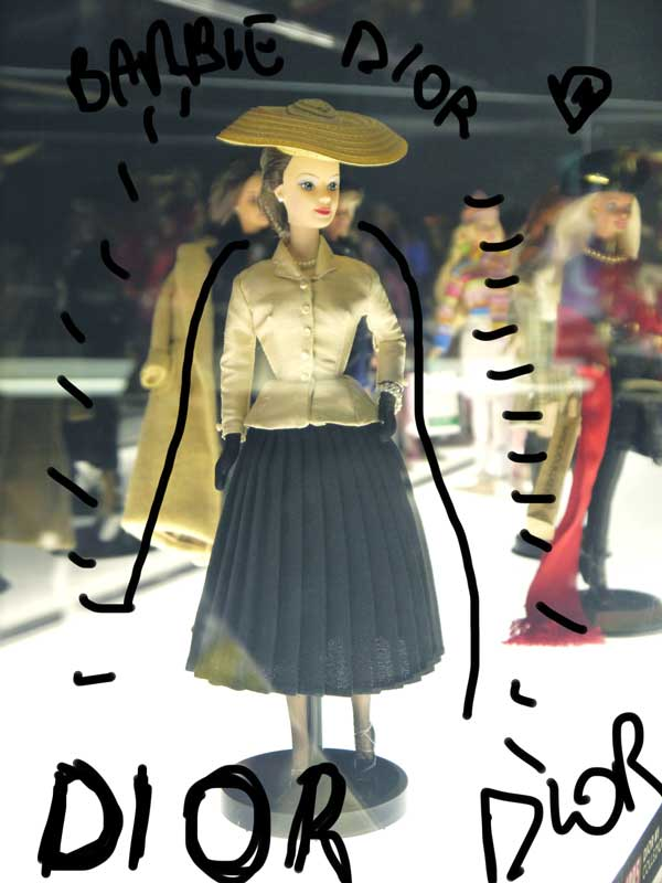 barbie-dior