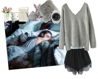 Pelliccia lady fur mood board