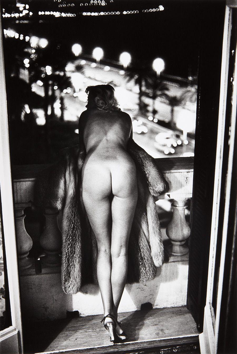 Helmut Newton, 1975