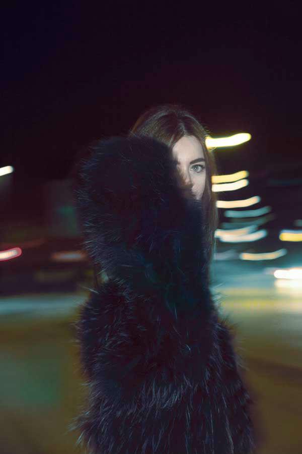 Lady Fur