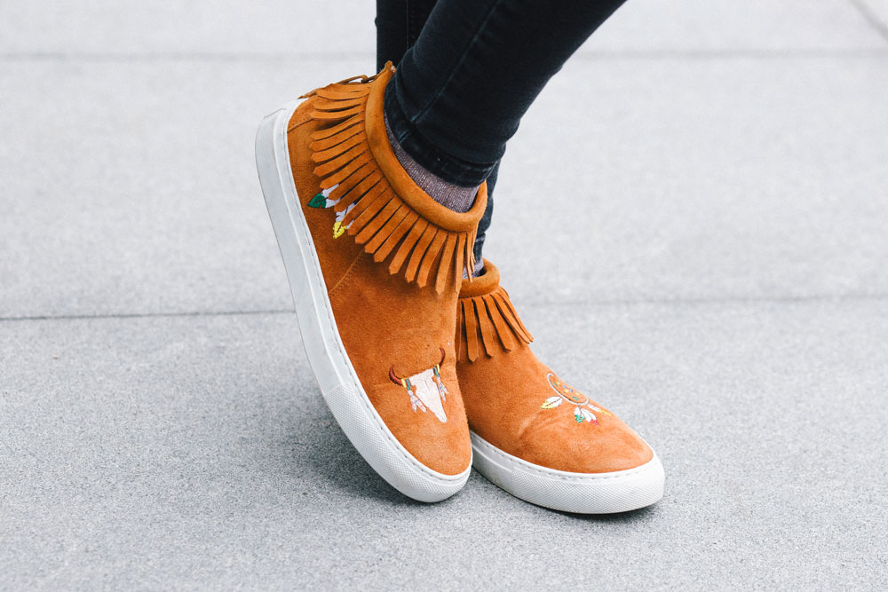 scarpe comode joshua sanders