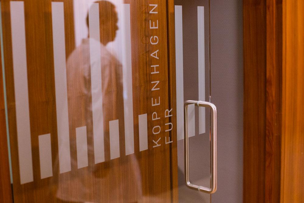 Kopenhagen fur casa d'asta di pelli da pellicceria