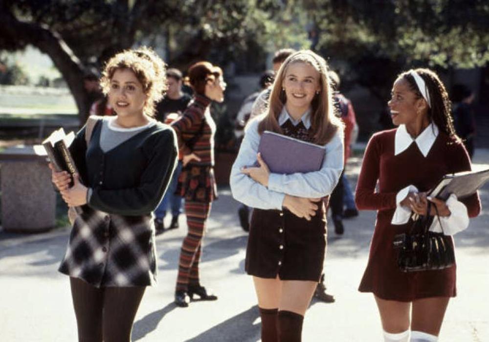 Alicia Silverston ragazze di Beverly Hills