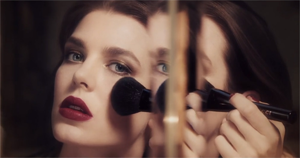 Beauty Look Charlotte Casiraghi