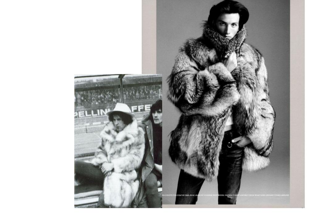 pellicce da uomo