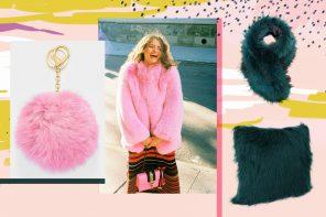 accessori in pelliccia economici