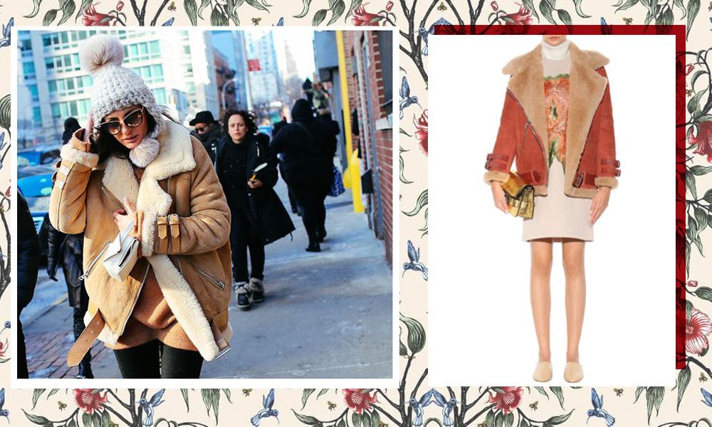 new arrival 5e960 c33ce Montone donna: la giacca contemporanea dagli anni '70 ...