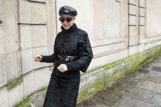 lady fur tailleur in pelliccia kopenhagen fur a parigi