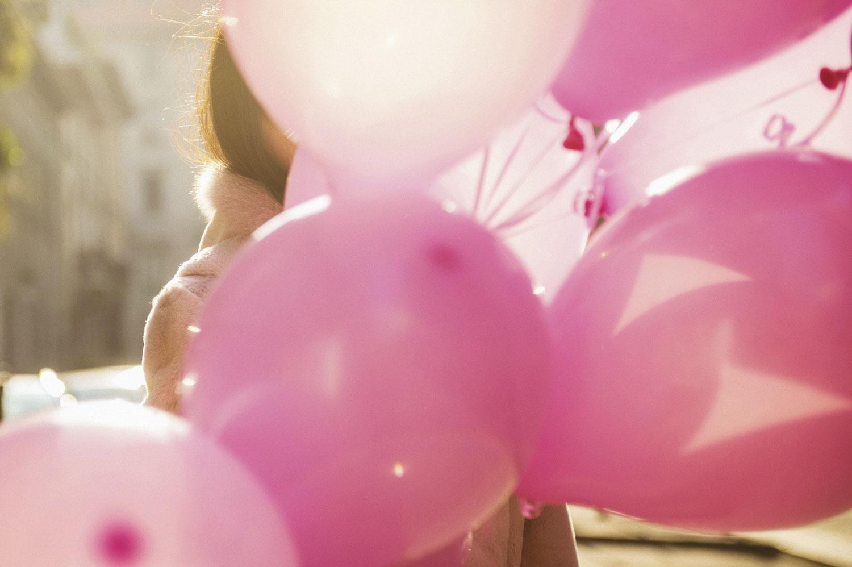 palloncni rosa