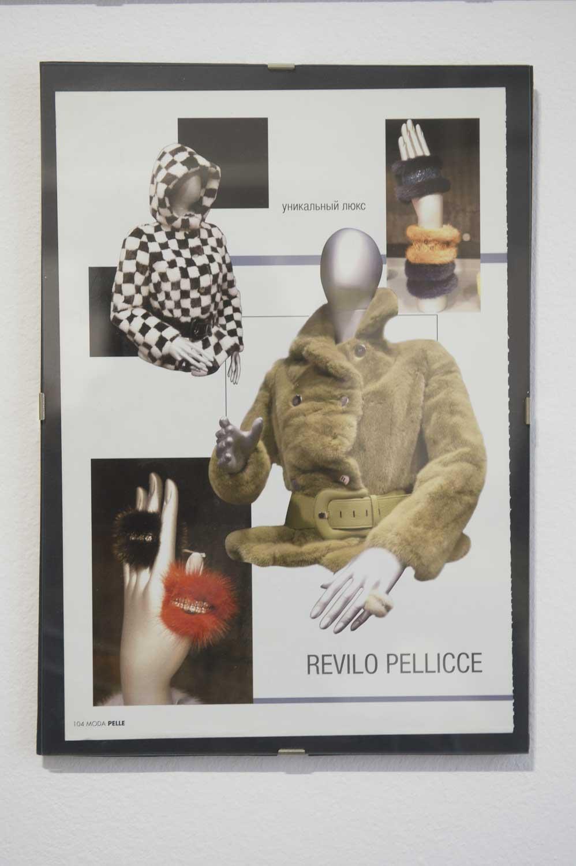 revilo pellicce poster