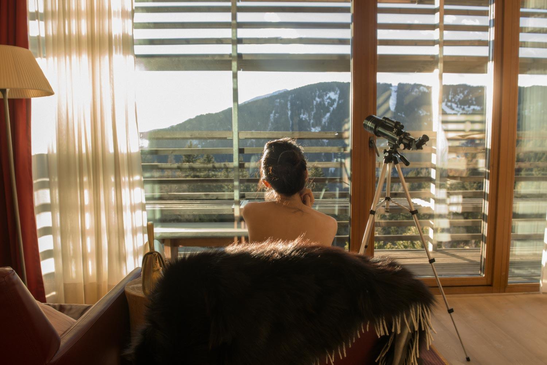 samantha al vigilius mountain resort